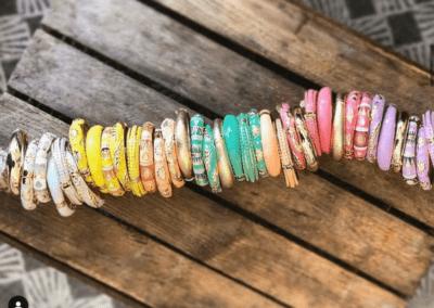 Bracelets Argelouse chez Melissa Beauté