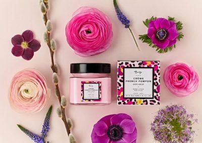 """Baïja gamme French Pompom """"rose litchi"""""""