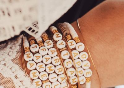 bracelets Maena chez Melissa Beauté