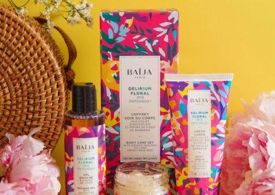 """Baïja gamme Delirium floral """"iris patchouli"""""""